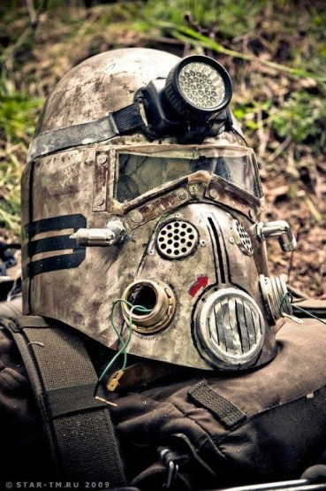 russian fallout cosplay suit