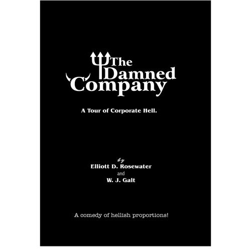 the damned company by elliott d rosewater and wj galt book cover