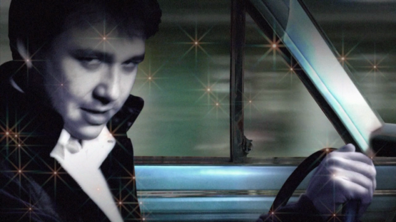 A screenshot from the documentary 'American: The Bill Hicks Story' (27 min). 'Only Bill would try Hallucinogenics before he tried alcohol'